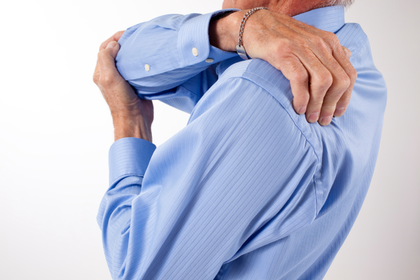 Shoulder pain treated by chiropractor in Huntsville Alabama and Madison Alabama